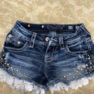 MISSME jean shorts